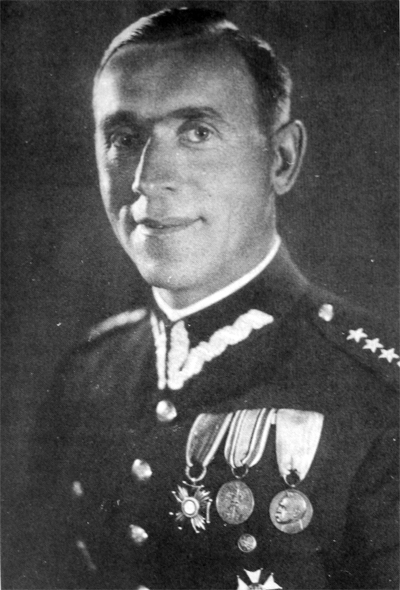 Katyn victim captain Józef Baran-Bilewski, Piolish Army artillery officer