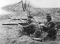 Lewis Automatic Machine Gun Model 1916