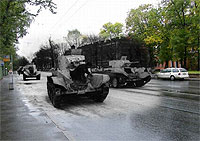 Then and Now: Leningrad Blockade 1941-44